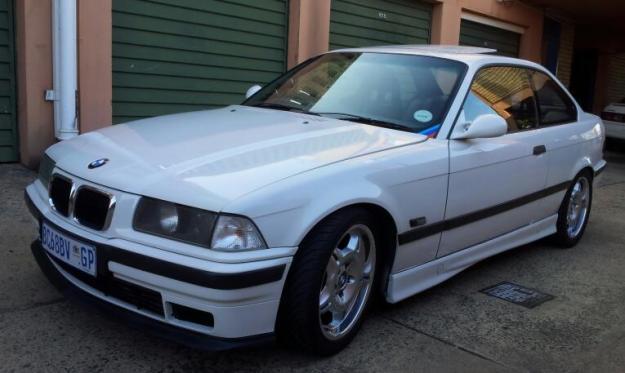 BMW E36 M3 2 door (Savspeed Turbocharged)