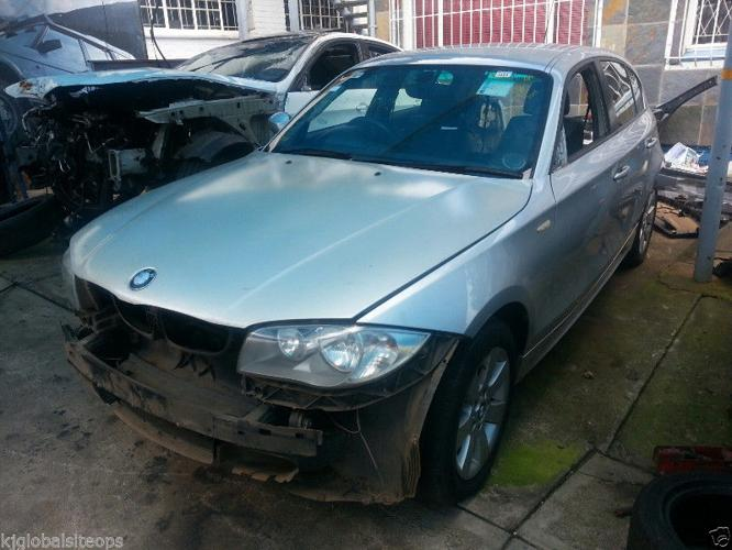 BMW E87 118i 2007 STRIPPING FOR PARTS / SPARES