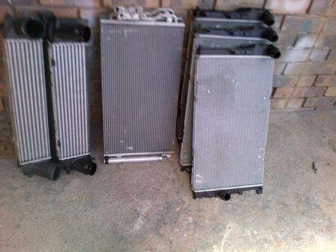 BMW F20 F30 Radiators /Aircon Condensor /intercooler