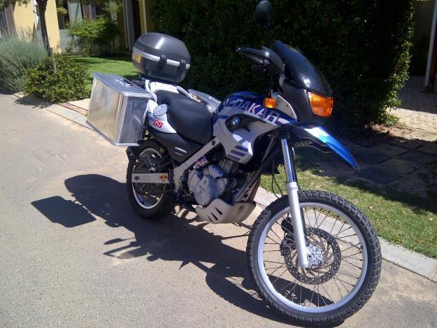 Bmw F650gs Dakar For Sale In Stellenbosch Western Cape Classified