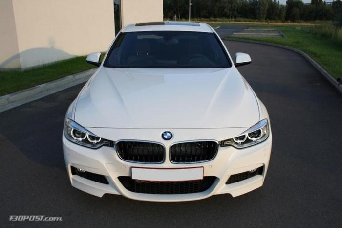 BMW Spares F30 Headlamps M sport bumpers Splash covers