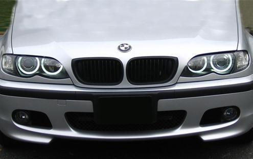 BMW VARIOUS PLASTIC BUMPERS-MAJESTIC///MOTORSPORT