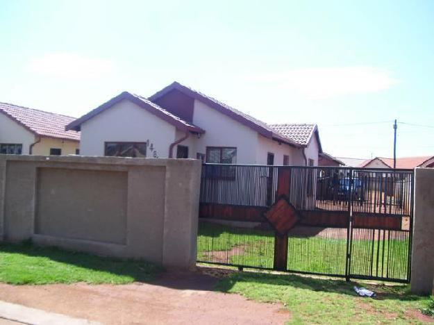 Boksburg - Vosloorus ext 31 - This home .. - House For