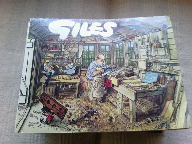 Books Giles cartoons