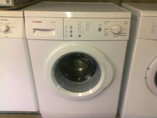 Bosch Maxx 6 Front Loader Washing Machine White