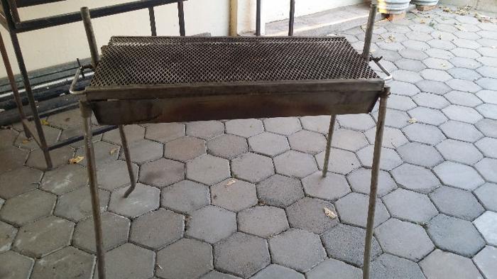 Braai (stainless steel)