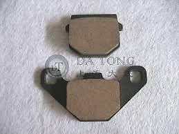 Brake pads & shoes on Chinese scooters , Bikes , Quads