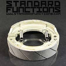 Brake Shoes & Pads on Chinese scooters , Bikes , Quads