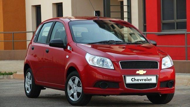 Brand New Chevrolet Aveo Hatchback Only R122 000!