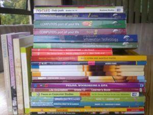 Brand New Grade 12 (and GR11 + GR10) Textbooks
