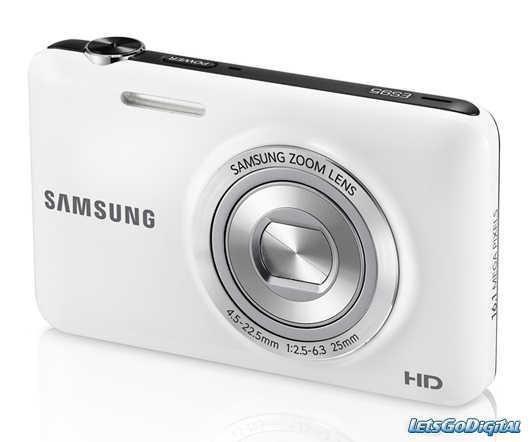 Brand new Samsung HD Camera