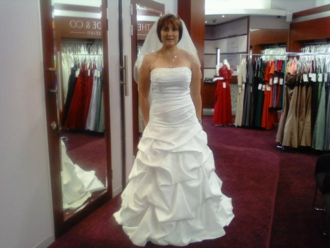 Brand New Wedding Dress