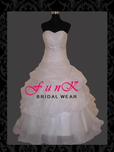 Brand New Wedding Dress 2012 Collection