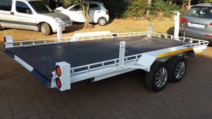 Breakneck Car Trailer For Sale In Centurion Gauteng Classified