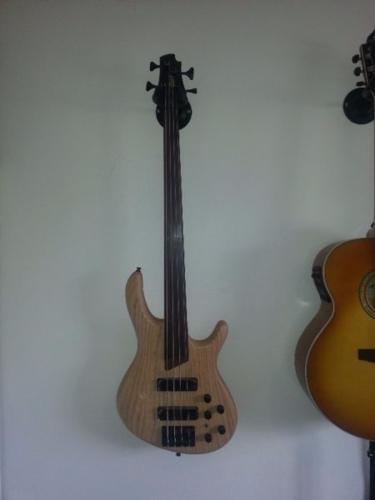 Brilliant fretless bass!