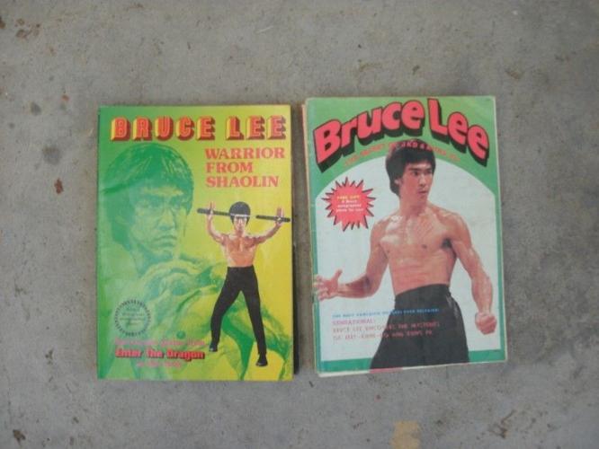 BRUCE LEE magazines R120 each