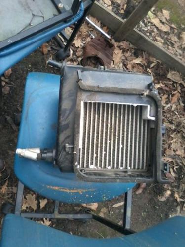Bubble sentra aircon radiator 4 sale