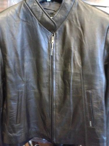 Bunny Pointer Leather Jacket