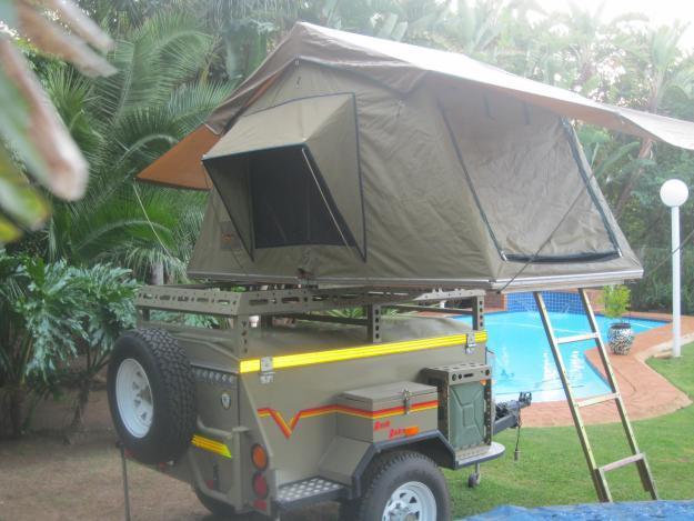 Bush Baby Camping Trailer