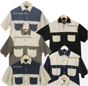 Bush shirts / Safari Shirts for Sale @ Corporate Vine