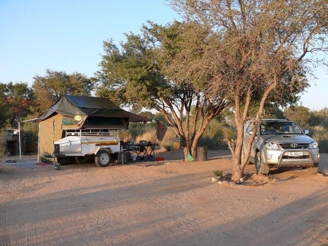 Camping Trailer 4x4 for Sale in Somerset West, Western Cape