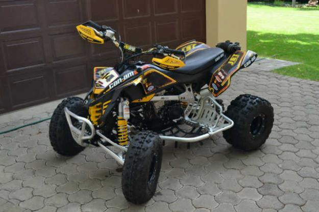 can am ds 450 xc quad bike te koop for sale in bloemfontein free state classified. Black Bedroom Furniture Sets. Home Design Ideas