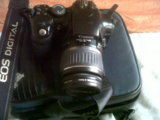 Canon 300D 18-55 EFS Zoom