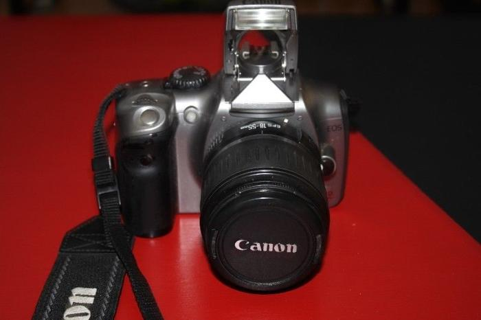 Canon 300d DSLR Camera