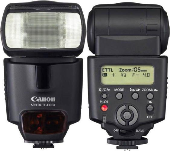 Canon 430EX Speedlite