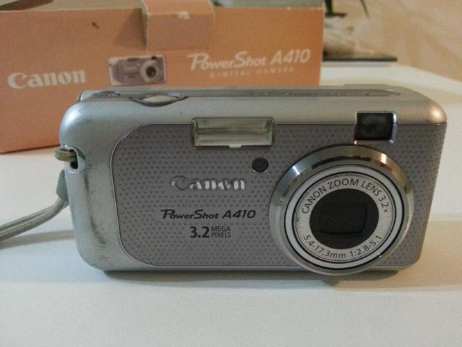 Canon a410 3.2mega pixel
