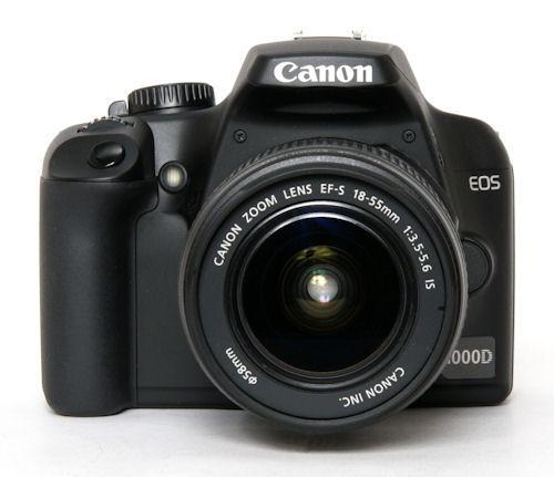 Canon EOS 1000 D BROND NEW!!