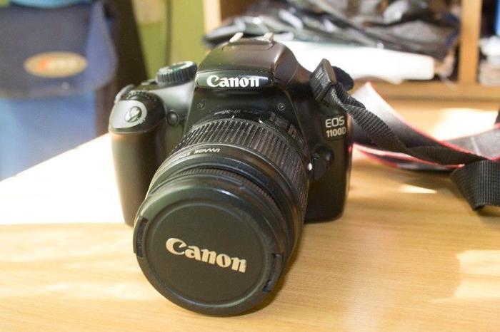 Canon eos 1100D , good condition R2800