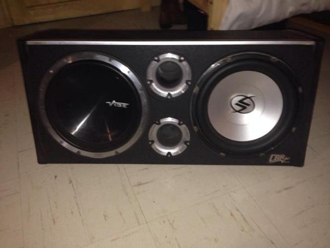 Car sound 12 inc