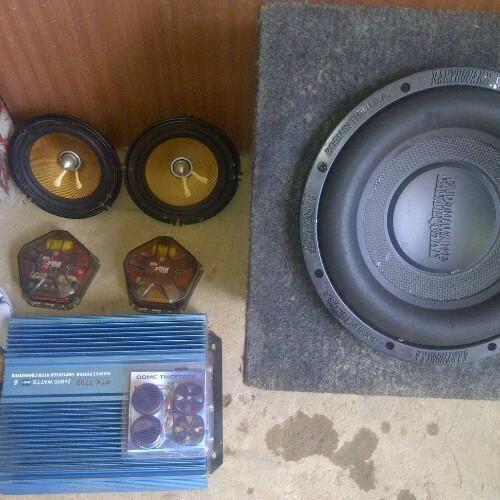 car sound @ bargain