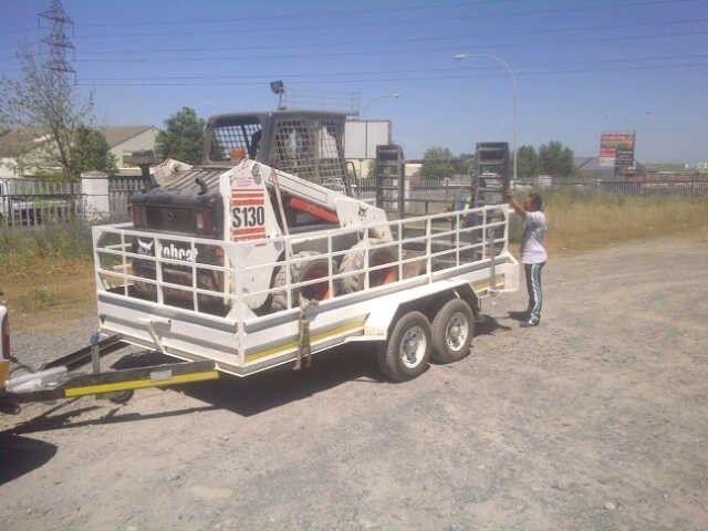 Car trailers 3.5 ton and 3 ton from R35000