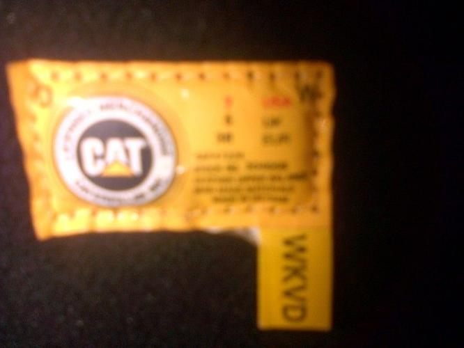 CAT winter boots, size 5