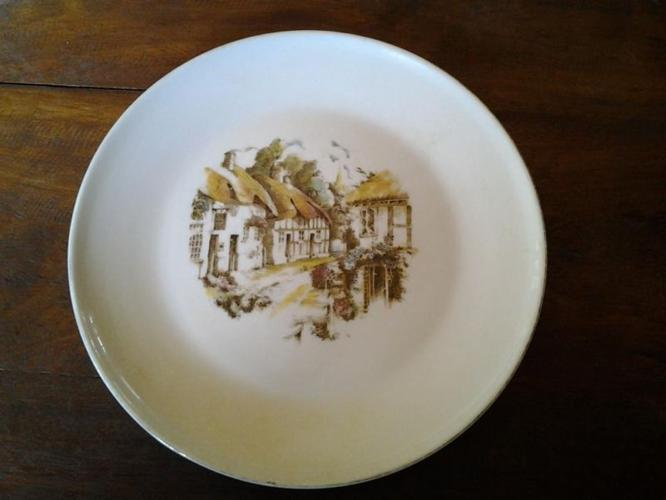 Cazmo 417-Style - Scenery Plate