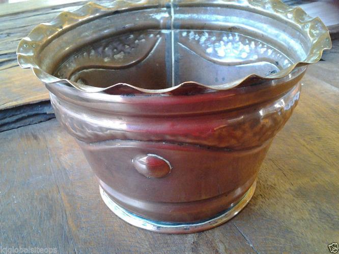 Cazmo 417-Style - Small Copper Pot