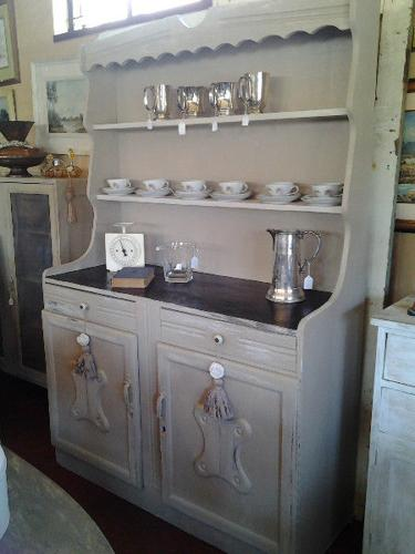 Cazmo 417-Style - Wooden Kitchen Server