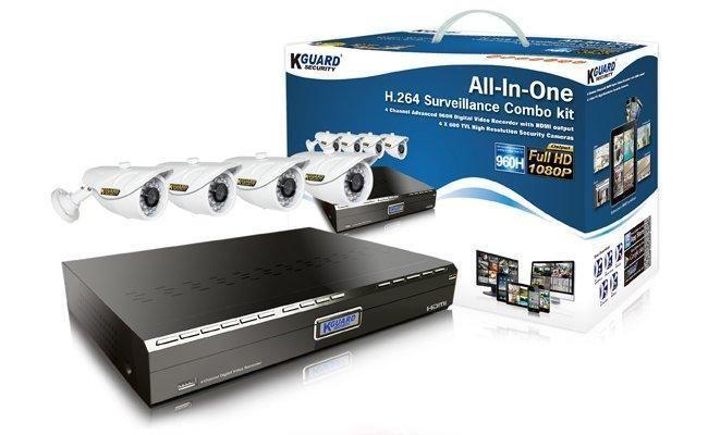 CCTV DIY Combo - Full House