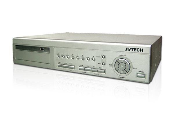 CCTV DVR System AV TECH (8-Ch.) ( Model No. - AVD715ZD)