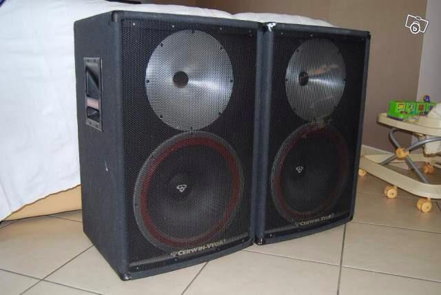 Cerwin Vega speaker excellent condition R5000 for Sale in