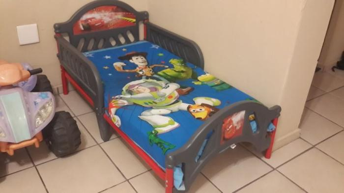 Character Kids Bed