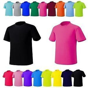 Cheap Plain Round Tshirts 100 Cotton Golfers Etc For