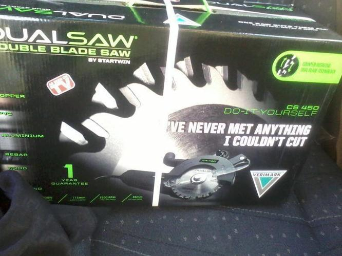 Cheap!!Verimark Dual Saw