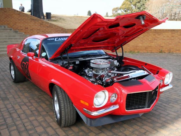 chev camaro 1970 V8
