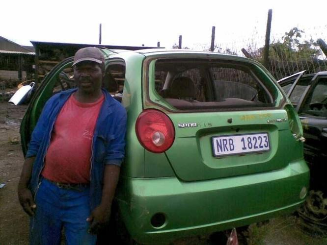 Chev Spark - Stripping Parts for Sale