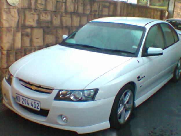 CHEVROLET LUMINA 5.7 V8 SS 2006 AUTOMATIC