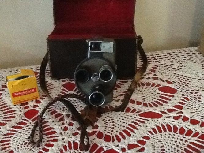 Cine Mark 8mm camera in box