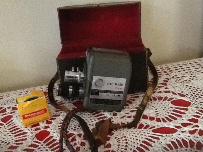 "Cine Mark 8mm camera in box - ""#GumtreeIt"""